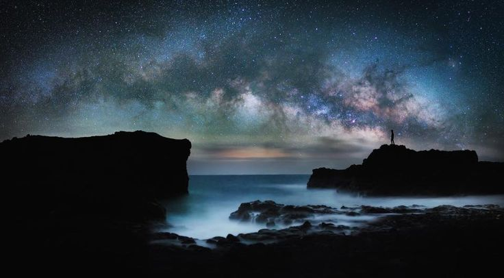 Milky Way! Such a beautiful pic. #MilkyWay | #Sky | #Universe