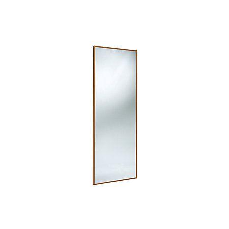 View Classic Full Length Mirror Sliding Wardrobe Door (H)2.22 M (W)610 mm details