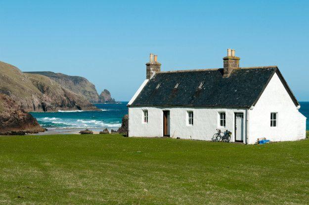 Kearvaig Bothy, Isle of Skye.