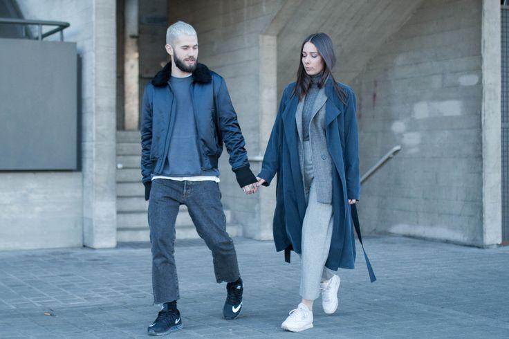 J'aime tout chez toi - French minimal fashion couple