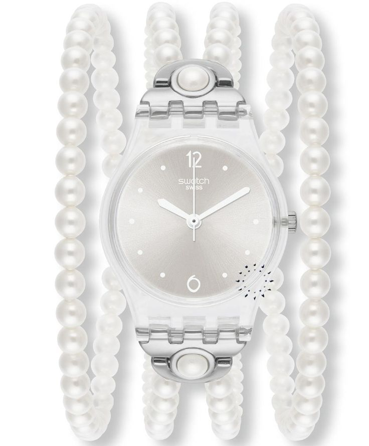 SWATCH Prohibition Pearl Bangle Τιμή: 55€ http://www.oroloi.gr/product_info.php?products_id=35305