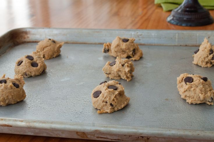 Ambitious Kitchen | Chickpea Chocolate Chip Cookies