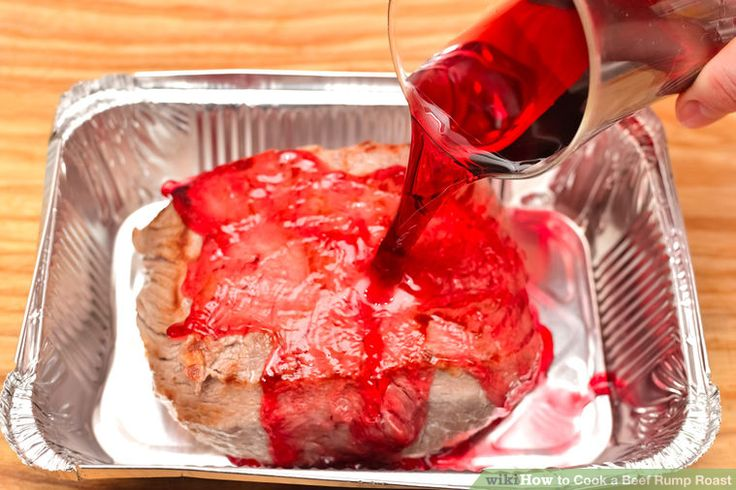 Image titled Cook a Beef Rump Roast Step 5