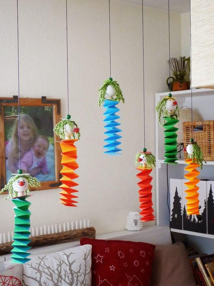 Die besten 25 faschingsdeko basteln ideen auf pinterest faschingdeko basteln faschingsdeko - Faschingsdeko ideen ...