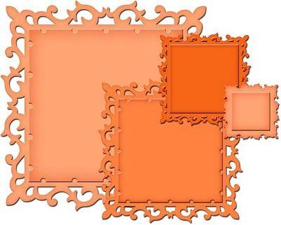 Nestabilities+Dies+Fleur+De+Lis+Squares+-+Spellbinders