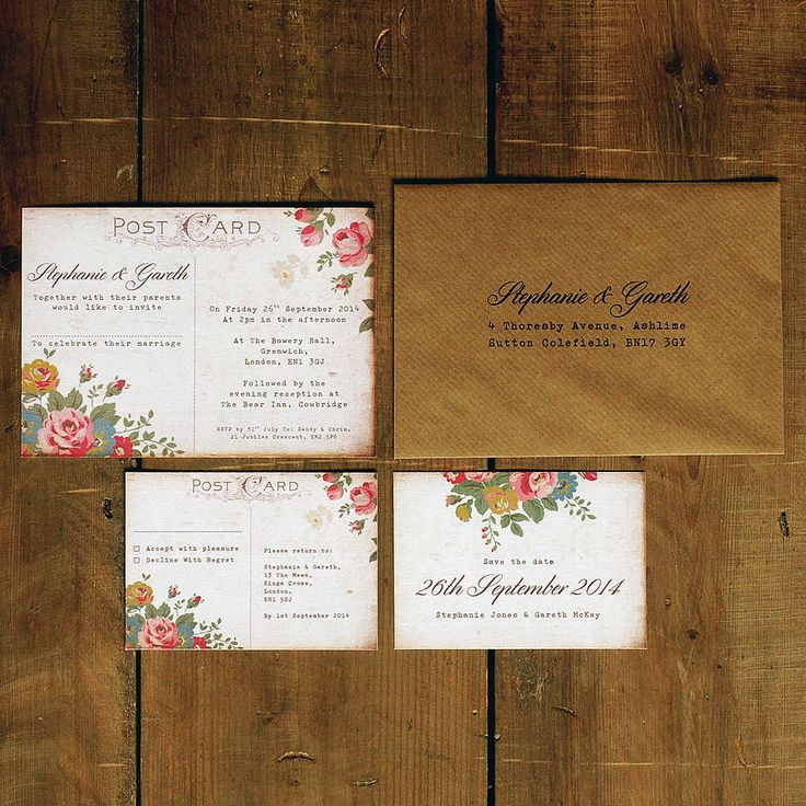 shabby chic wedding invitations australia items