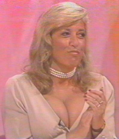 Eve Pollard: busty