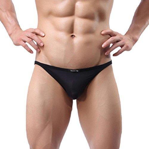 Oferta: 0.98€. Comprar Ofertas de Bóxer Hombre,Xinantime Ultra Thin Boxer Calzoncillos Ropa Interior para Hombres (M, Negro) barato. ¡Mira las ofertas!