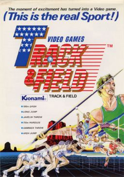 Track and Field - Konami