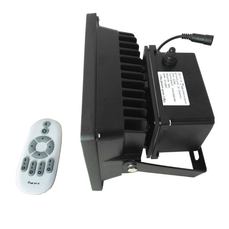 1000 ideas about outdoor flood lights on pinterest led - Remote control exterior lighting ...
