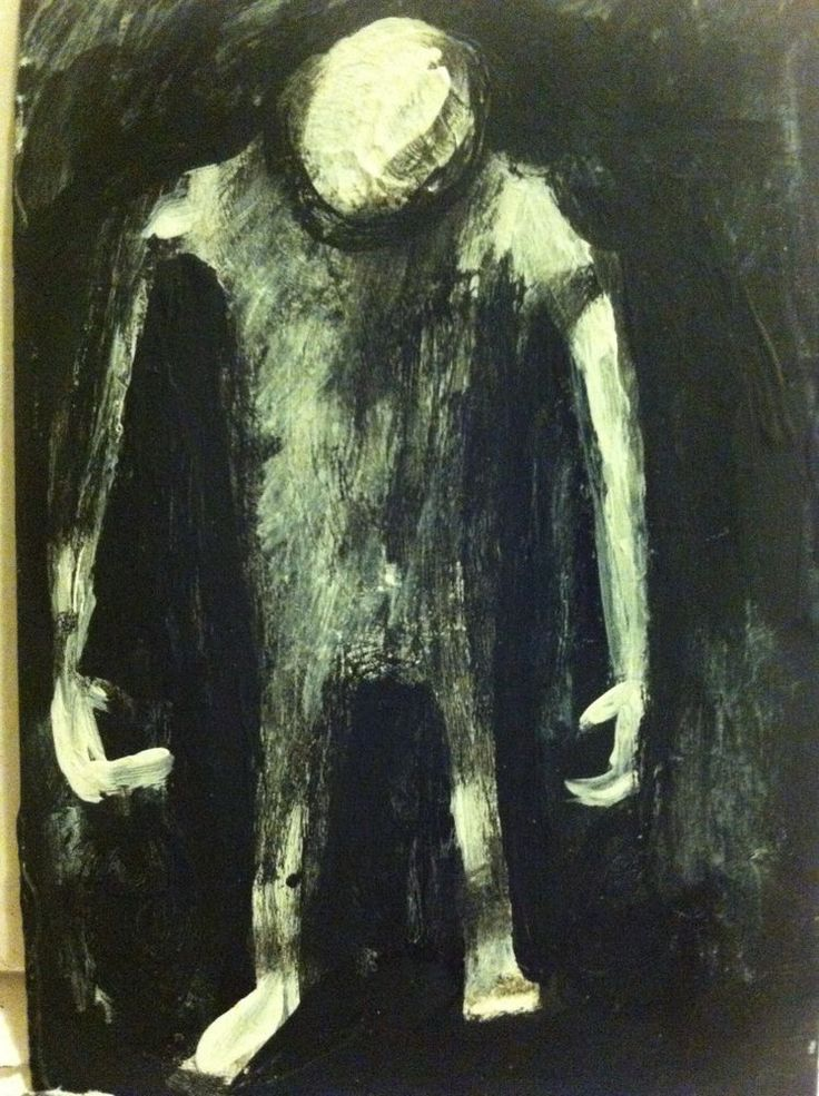 """""""ZOMBIE ART""""   abstract,   original art,ACEO  jack larson 3.5""""x2.5"""" #Abstract"""
