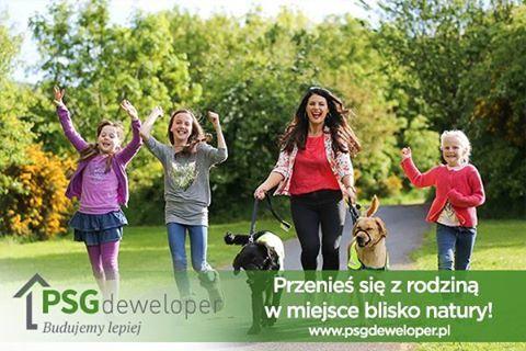 Jeśli lubisz spędzać czas na świeżym powietrzu - lokalizacja Bukowego Osiedla z pewnością przypadnie Ci do gustu!  http://www.psgdeweloper.pl/