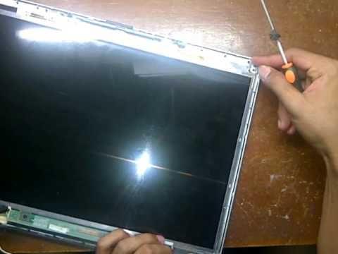 memasang LCD laptop acer aspire 5610z