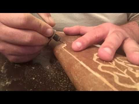 Dremel Wood Carving