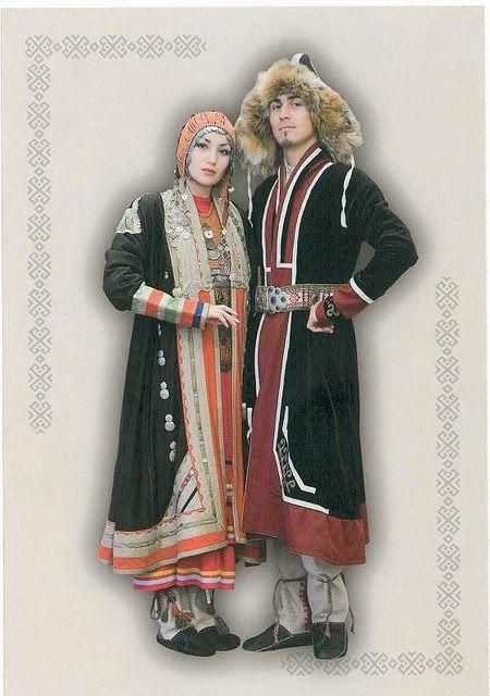 Башкирский народный костюм картинки