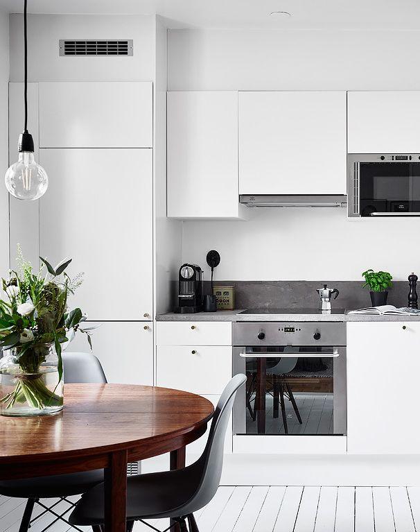 Is To Me | Interior inspiration | White kitchen