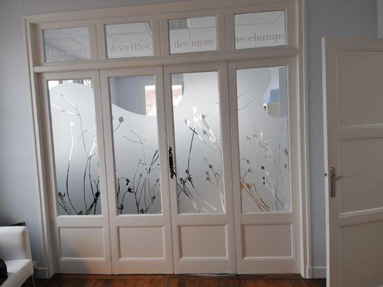17 mejores ideas sobre porte int rieure vitr e en for Porte interieur vitree lapeyre