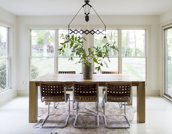 House And Home Dining Rooms 290 best dining rooms images on pinterest | dining room, dining