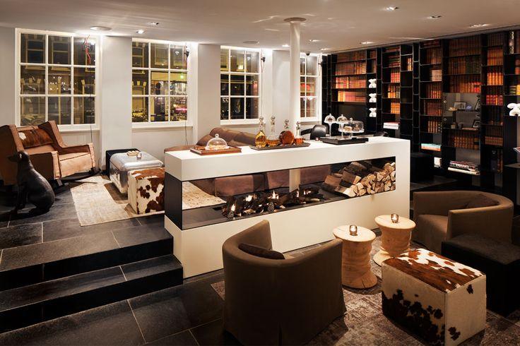 izakaya asian restaurant & bar, sir albert hotel, amsterdam