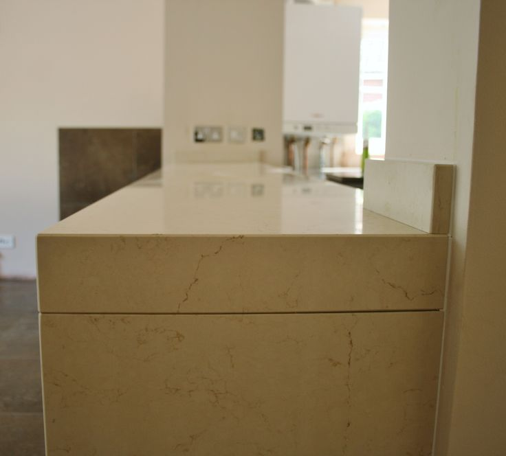 Kitchen Worktop Lighting: 20 Best Images About Caesarstone 5220 Dreamy Marfil On