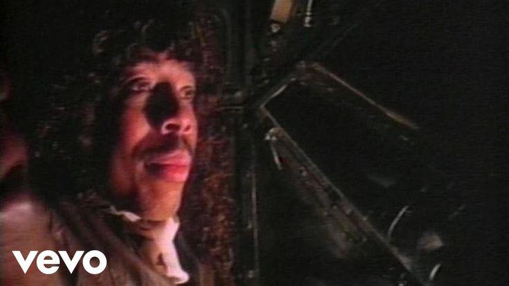 Rick James - Ebony Eyes ft. Smokey Robinson