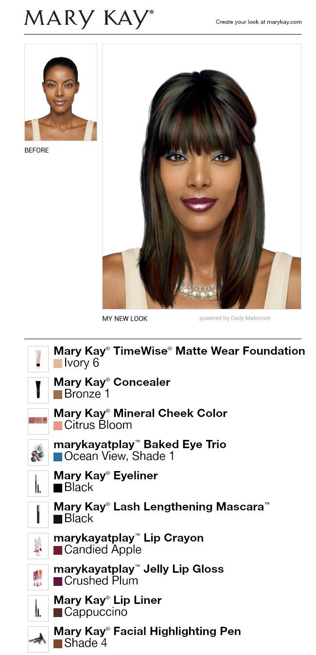 113 Best Mary Kay Makeover App Game Images On Pinterest Lip