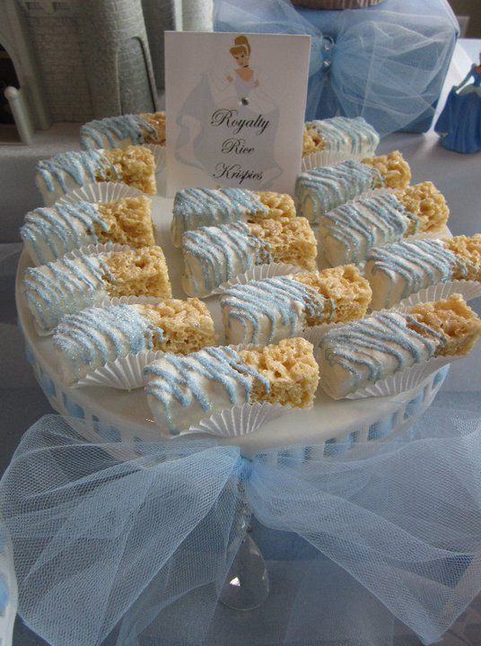 cravings by wendy: Cinderella Treats