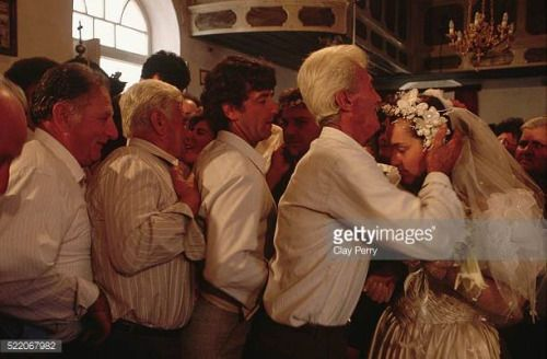 04-15 A wedding ceremony in a church in Skiros, Greece. #skiros... #skiros: 04-15 A wedding ceremony in a church in Skiros,… #skiros