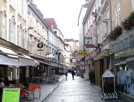 Krems, Austria - Oh!  How this brings back memories!