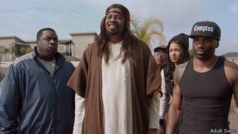 El Jesucristo Negro Que Desató La Ira De Grupos Cristianos En EE.UU.