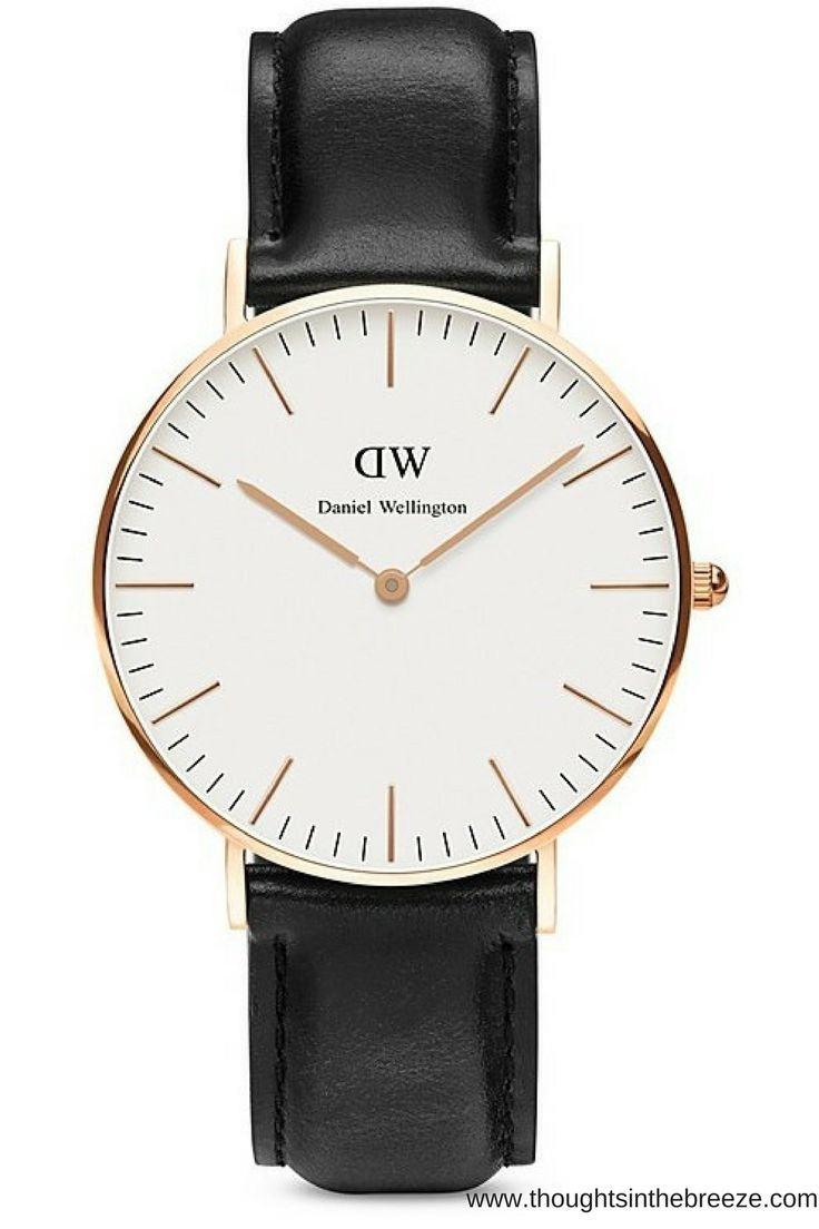 $199 Daniel Wellington Classic Sheffield Watch, 36mm Taking a minimalist design approach, Daniel Wellington crafts an effortlessly sophisticated timepiece with an understated dial and interchangeable leather band.#DanielWellington, #watches, #affiliate this contains an affiliate link