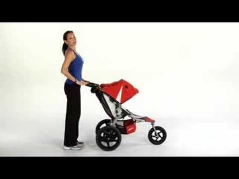 Stroller Strides: Stroller Exercises