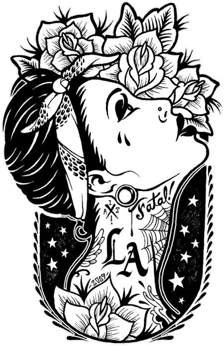 Chicano Art Coloring Pages Mike Giant is a hero of mine and highly influenced my