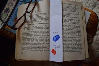 Süti és más...: Könyvjelző DIY