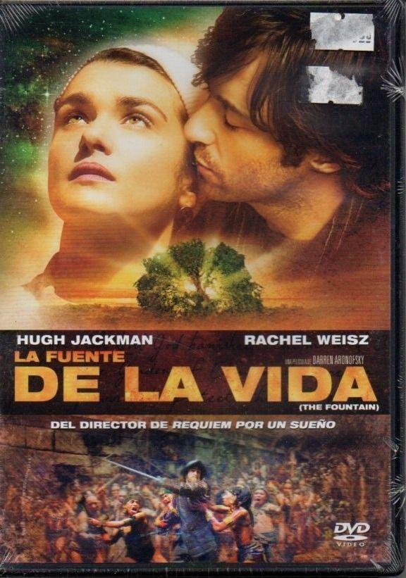 La Fuente De La Vida Vídeo Dvd Una Película De Darren Aronofsky The Fountain Movie Rachel Weisz Movies Movies To Watch