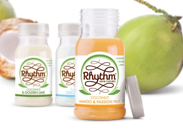 Rhythm - Fruit Drink - Packaging of the World