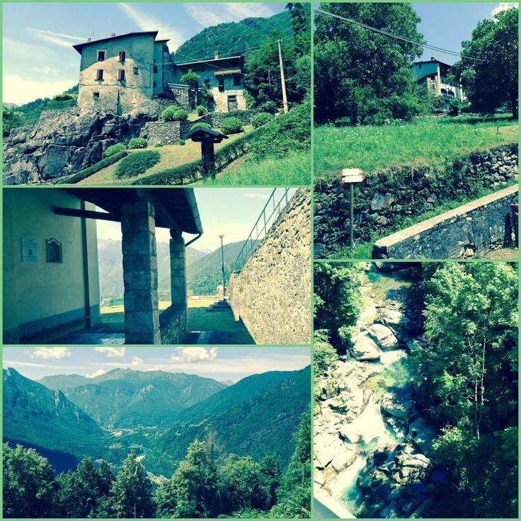 Roncobello. Valle Brembana. Bergamo
