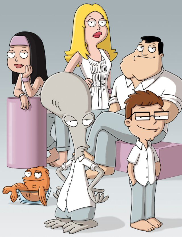 American Dad: Favorite TV show