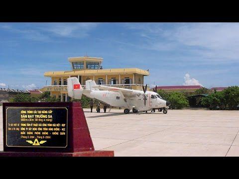 Tin vui: Việt Nam mở rộng sân bay ở Trường Sa (127) | clip60