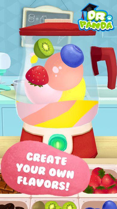 Dr. Panda's Ice Cream Truck Education Games iPhone App...: Dr. Panda's Ice Cream Truck Education Games iPhone… #iphone #Education #Games