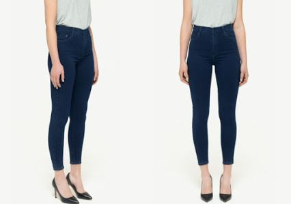Siren - Ankle - Electric - In Store Now  By Nobody Denim