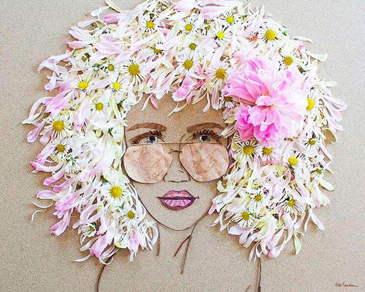 Ilustraciones botánicas Las particulares obras artísticas que te sorprenderán 5