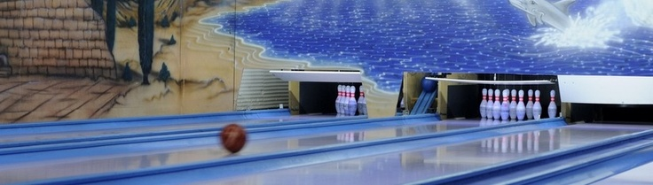 Atlantis Bowling at Le Meridien hotel in Cyprus
