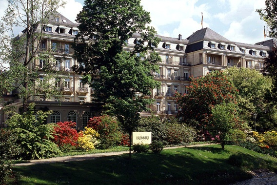 Brenners Park Hotel & Spa exterior