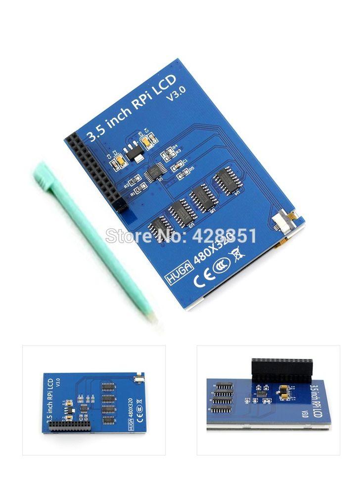 3-5-Inch-TFT-LCD-Moudle-For-Raspberry-Pi-2-Model-B-RPI-B-raspberry-pi