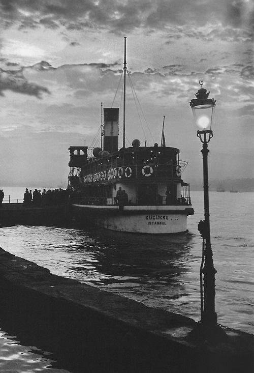 Istanbul 1960 by Ara Guler