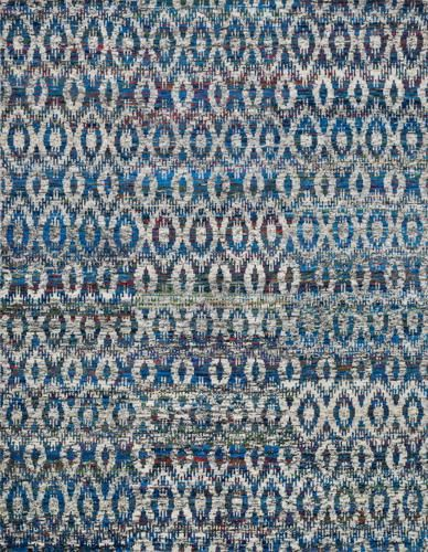 Hand-knotted Contemporary LOI-GISELLE Mediterranean  Rug