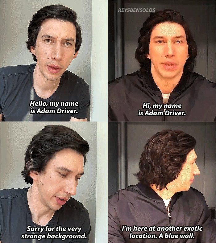 𝐫𝐢𝐧𝐢 On Twitter Adam Driver Vs Backgrounds An Ongoing
