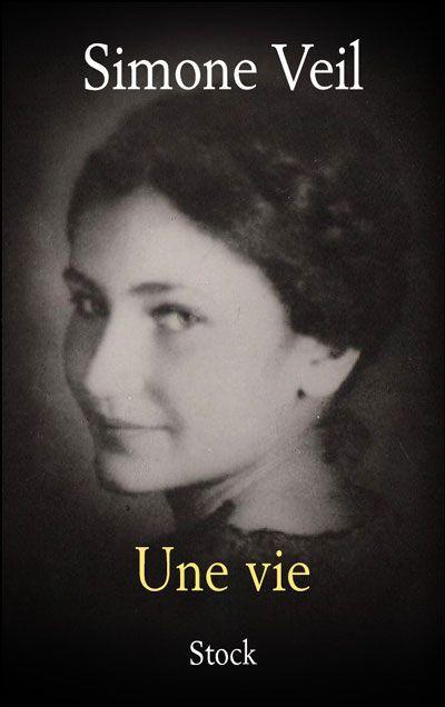 Une vie - Simone Veil. De son enfance niçoise dans une famille juive complètement assimilée, et de sa déportation à Auschwitz avec sa mère et l'une de ses soeurs en mars 1944, jusqu'à ses fonctions les plus récentes, S. Veil se raconte à la première personne.