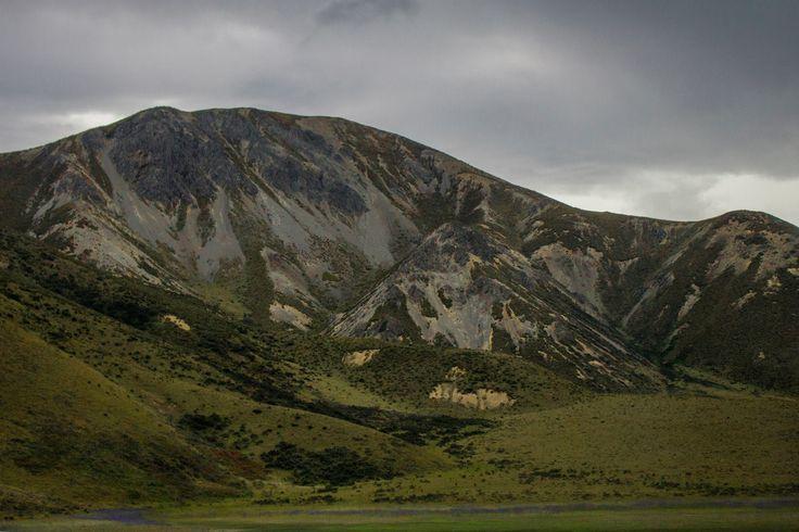 West Coast of the South Island, New Zealand